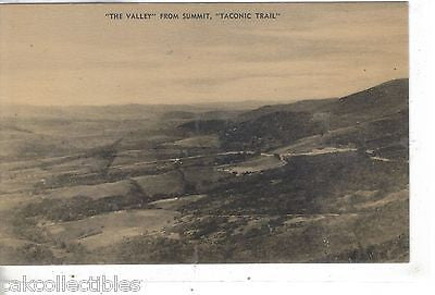 """The Valley"" from Summit-Taconic Trail - Cakcollectibles"
