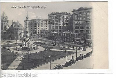 Lafayette Square-Buffalo,New York UDB - Cakcollectibles