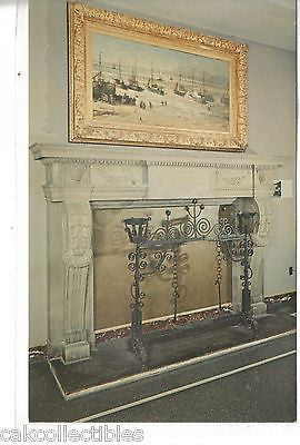 Mantel from State Dining Room-The Harry S. Truman Library-Independence,Mo. - Cakcollectibles
