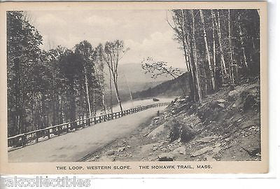 The Loop,Western Slope-The Mohawk Trail-Massachusetts - Cakcollectibles