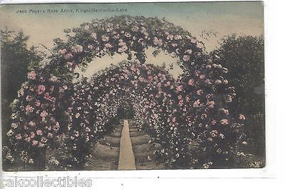 Jack Miner's Rose Arbor-Kingsville-On-The-Lake - Cakcollectibles