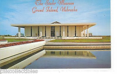 The Stuhr Museum-Grand Island,Nebraska - Cakcollectibles