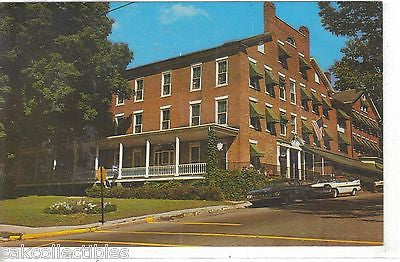 Middlebury Inn-Vermont's Finest Colonial Inn - Cakcollectibles