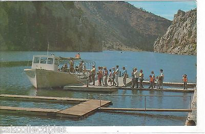 Excursion Launch on the Missouri River at Meriweather Landing near Helena,Montan - Cakcollectibles
