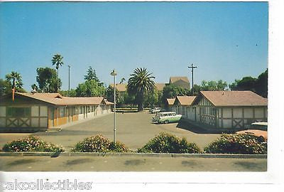 Motel addition to Santa Maria Inn (Old Cars) - Cakcollectibles