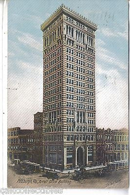 Arrott Office Building-Pittsburgh,Pennsylvania 1906 - Cakcollectibles