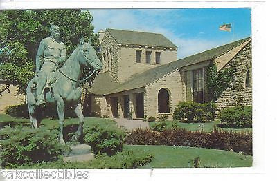 The Will Rogers Memorial at Claremore,Oklahoma 1962 - Cakcollectibles