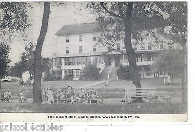 The Gilchrist,Lake Como-Wayne County,Pennsylvania 1949 - Cakcollectibles - 1