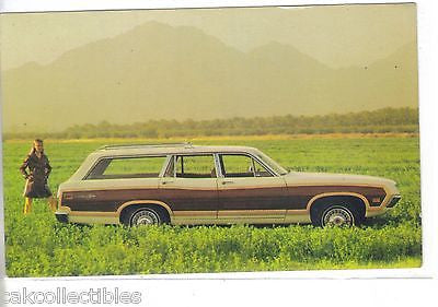 1970 Ford Torino Squire-Vintage Post Card - Cakcollectibles - 1
