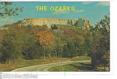 Baird Mountain,Overlooking Table Rock State Park and Dam-Missouri - Cakcollectibles