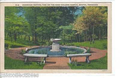 Dogwood Festival Time on The King College Campus-Bristol,Tennessee - Cakcollectibles