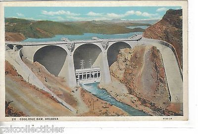 Coolidge Dam-Arizona - Cakcollectibles