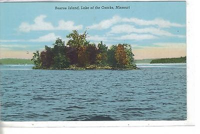 Rescue Island-Lake of The Ozarks-Missouri - Cakcollectibles