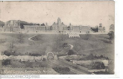 Naval College-Dartmouth - Cakcollectibles