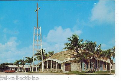 First Methodist Church-Riviera Beach,Florida - Cakcollectibles