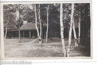 RPPC-Higgins Lake State Park-Roscommon,Michigan 1958 - Cakcollectibles - 1