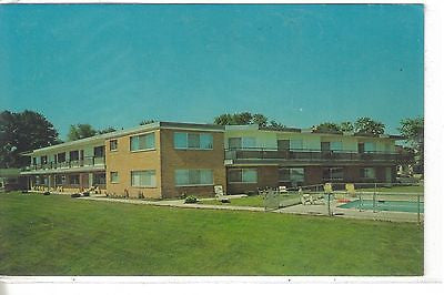 Barton Club Apartments-Marine City,Michigan - Cakcollectibles - 1