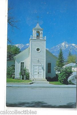 Pioneer Memorial Methodist Church-Independence,California - Cakcollectibles