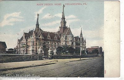 Mary Drexel Home-Philadelphia,Pennsylvania UDB - Cakcollectibles