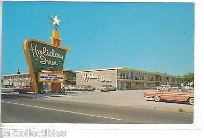 Holiday Inn (Downtown)-Fort Smith,Arkansas - Cakcollectibles - 1