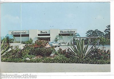 Commercial Bank-Okeechobee,Florida 1977 - Cakcollectibles
