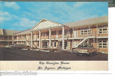 The Georgian House-St. Ignace,Michigan - Cakcollectibles