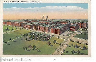 The B.F. Goodrich Rubber Co.-Akron,Ohio - Cakcollectibles