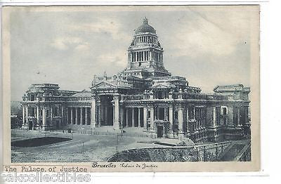 The Palace of Justice-Bruxelles - Cakcollectibles