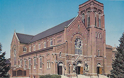 Holy Rosary Church Gardner,Mass. Postcard - Cakcollectibles - 1