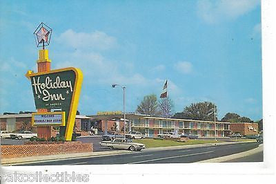 Holiday Inn-Cleveland,Tennesse (Old Cars) - Cakcollectibles - 1
