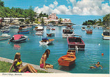 Flatts Village , Bermuda Postcard - Cakcollectibles - 1