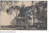 Baptist Church-Damariscotta,Maine - Cakcollectibles - 1