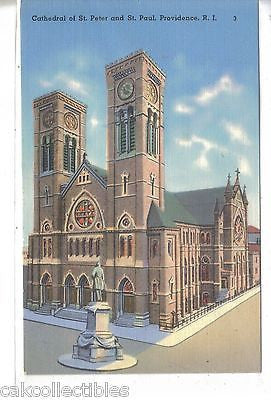 Cathedral of St. Peter and St. Paul-Providence,Rhode Island - Cakcollectibles