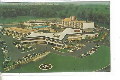 The Inn on The Park,A Four Seasons Motor Hotel-Tornto,Ontario,Canada - Cakcollectibles