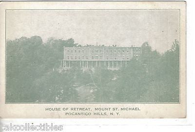 House of Retreat,Mount St. Michael-Pocantico Hills,New York - Cakcollectibles