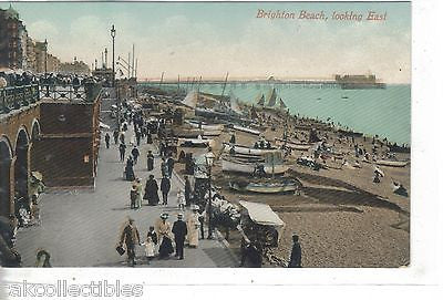 Brighton Beach,Looking East - Cakcollectibles