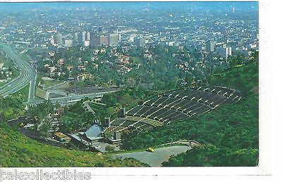 Aerial View,showing Hollywood Bowl-Holllywood,California - Cakcollectibles