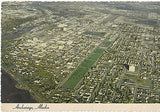 Anchorage, Alaska Aerial View Postcard - Cakcollectibles - 1