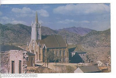 St. Mary's in The Mountains-Virginia City,Nevada - Cakcollectibles