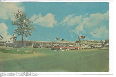 Bella Vista Resort-Caseville,Michigan (Old Cars) - Cakcollectibles