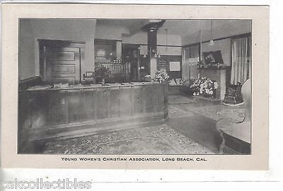 Interior-YWCA-Long Beach,California - Cakcollectibles