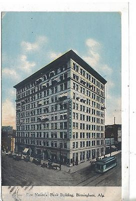 First National Bank Building-Birmingham,Alabama