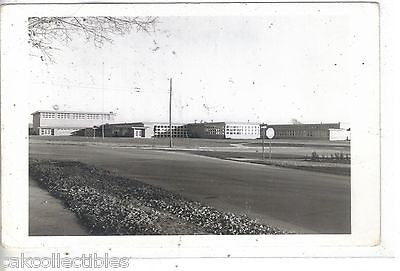 RPPC-Cadillac High School-Michigan? - Cakcollectibles - 1