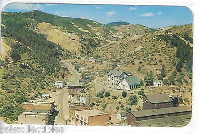 Aerial View of Black Hawk,Colorado 1953 - Cakcollectibles