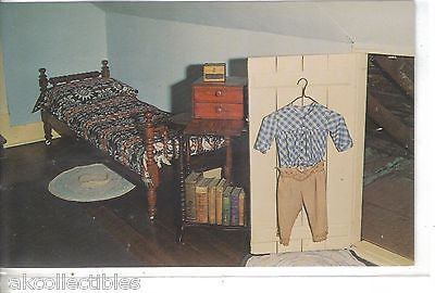 """Rafter Room"",Riley Home-Greenfield,Indiana - Cakcollectibles"