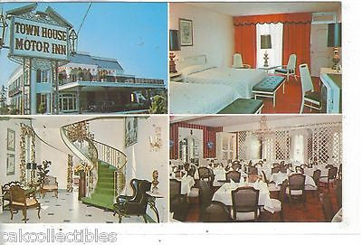 Town House Motor Inn-Columbia,South Carolina - Cakcollectibles