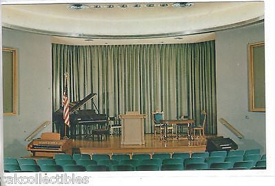 Auditorium,Harry S. Truman Library-Independence,Missouri - Cakcollectibles