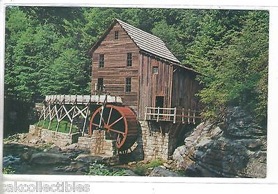 Glade Creek Mill-Babcock State Park in The Scenic Mountain State - Cakcollectibles