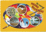 """Greetings From The Colorful Poconos"", Pennsylvania Postcard - Cakcollectibles - 1"