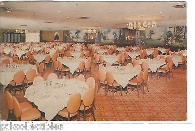 Interior-Charles & Lillian Brown's Hotel-Loch Sheldrake,New York - Cakcollectibles